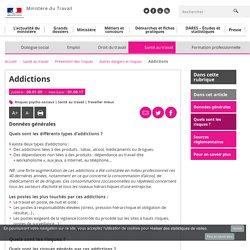 Addictions - Autres dangers et risques