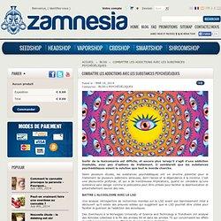 Combattre les addictions avec les substances psychédéliques - Zamnesia