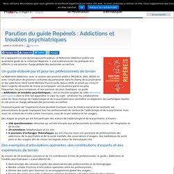 Guide addictions et troubles psychiatriques