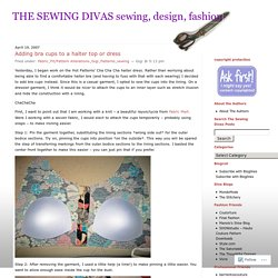 THE SEWING DIVAS sewing, design, fashion