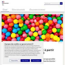 L'additif E171 sera interdit à partir du 1er janvier 2020