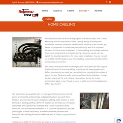 Home Cabling Services In Adelaide