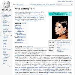 Adèle Exarchopoulos - 1993-