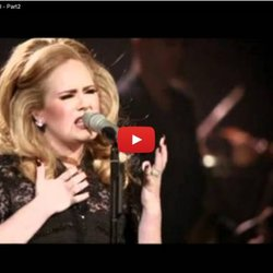 Adele Live at the Royal Albert Hall - Part2