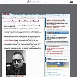 Abhören im Adenauer-Deutschland und in Neuland