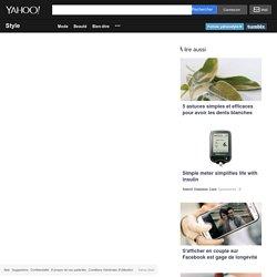 Les adeptes de l'alimentation saine sont fous des noix tigrées - Yahoo Style