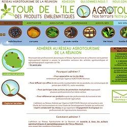 Adhérer au Réseau Agrotourisme de La Réunion