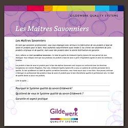 Adhérez au Label « les Maîtres Savonniers » !