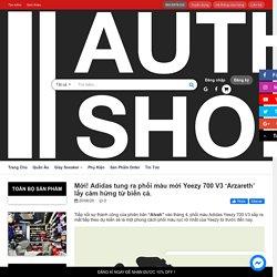 Mới! Adidas tung ra phối màu mới Yeezy 700 V3 'Arzareth' lấy cảm hứng – AUTHENTIC SHOES