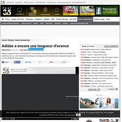 Adidas a encore une longueur d'avance - Monde
