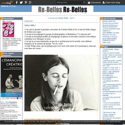 Adieu Gille ! - Re-Belles