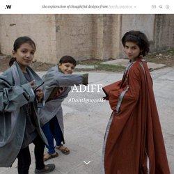 ADIFF - Design of the World