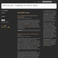Adin Miller