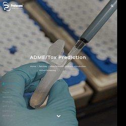 ADME/Tox Prediction
