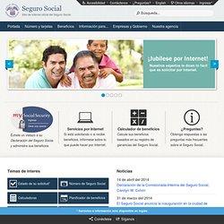 Administración del Seguro Social de los EE. UU.
