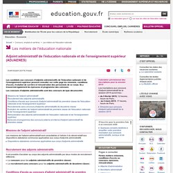 Labrune mlabru01 pearltrees - Grille indiciaire adjoint administratif education nationale ...