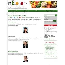 RTES Réseau des Territoires pour l'Economie Solidaire