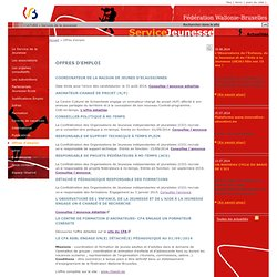 -Administration Générale de la Culture-Fédération Wallonie-Bruxelles