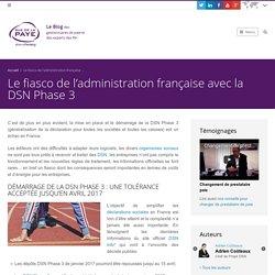 Le fiasco de l'administration française avec la DSN phase 3