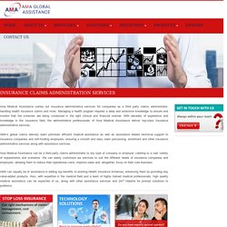Insurance Administrative Services