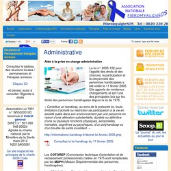 Site de l'association FibromyalgieSOS
