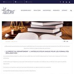 Décret du 6 mai 2017 : précisions sur les obligations administratives des associations – Le Mouvement associatif