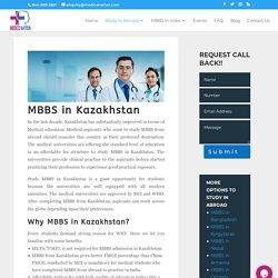 MBBS Admission in Kazakhstan 2020