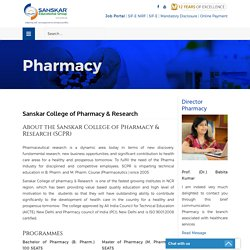 Top Pharmacy College Delhi NCR Ghaziabad