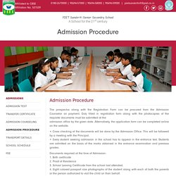 Admission Open at Top Schools in Panipat, Haryana