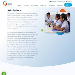 Enroll Global Indian International School Admission Now