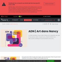 Art dans Nancy