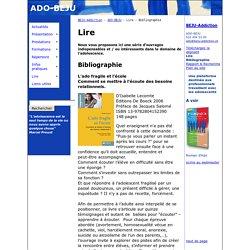 ADO-BEJU - Lire - Bibliographie