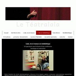 L'ado en médiathèque - Le Téatralala