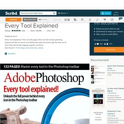 Adobe Photoshop - Every Tool Explained