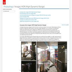 PhotoshopCS5 * Fusion d'images HDR
