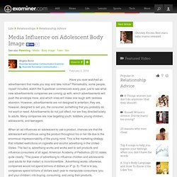 thesis on media and body image