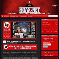 HOAX-NET