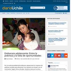 Embarazo adolescente: Entre la pobreza y la falta de oportunidades - Diario y Radio Uchile