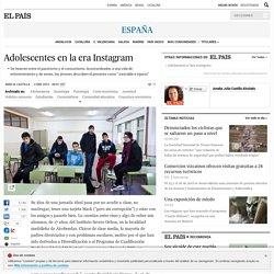 Adolescentes en la era Instagram