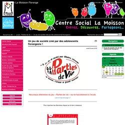 Un jeu de société créé par des adolescents florangeois ! - Association La Moisson Florange
