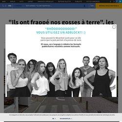 """""""Ils ont frappé nos gosses à terre"""", les parents des adolescents agressés au Gaou témoignent - Var-Matin"""