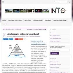 Adolescents et tourisme culturel