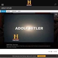 Adolf Hitler - World War II