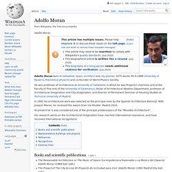 Adolfo Moran