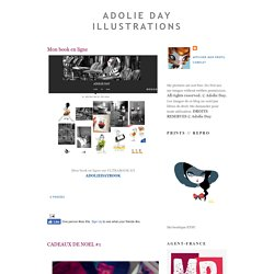 ADOLIE DAY ILLUSTRATIONS