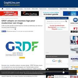 GRDF adopte un nouveau logo pour moderniser son image