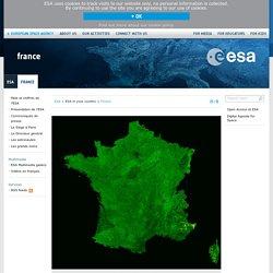 L'ESA adopte une politique de libre accès à ses images, vidéos et données / France / ESA in your country / ESA mobile
