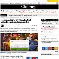 Meetic, Adopteunmec... La Cnil épingle 13 sites de rencontre