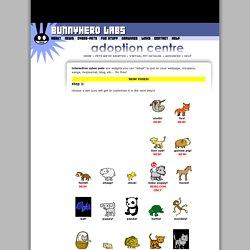adoption centre - bunnyhero labs