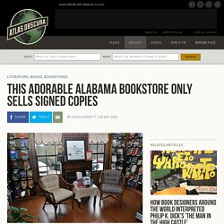This Adorable Alabama Bookstore Only Sells Signed Copies